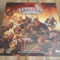 Juegos de mesa: JUEGO DE MESA ZOMBICIDE BLACK PLAGUE - CAJA BÁSICA - EDGE - PRECINTADO. Lote 92712505