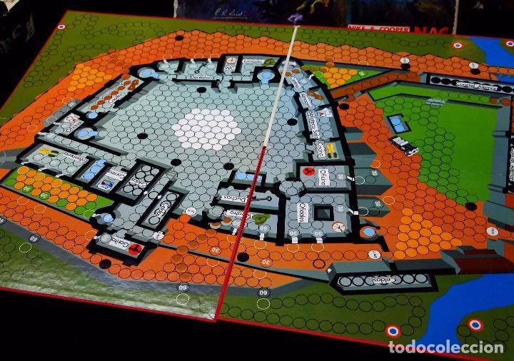 Juegos de mesa: JUEGO DE MESA, ESTRATEGIA, FUGA DE COLDITZ, DE NAC, BUEN ESTADO, CAJA AZUL - Foto 4 - 92878175