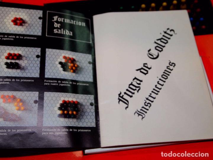 Juegos de mesa: JUEGO DE MESA, ESTRATEGIA, FUGA DE COLDITZ, DE NAC, BUEN ESTADO, CAJA AZUL - Foto 11 - 92878175