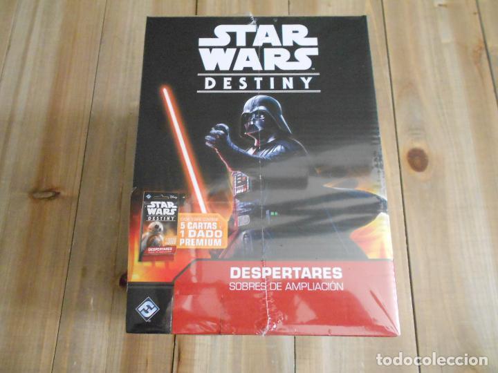 STAR WARS DESTINY - BOOSTER PACK 36 SOBRES DE EXPANSIÓN - DESPERTARES - FANTASY FLIGHT GAMES (Juguetes - Juegos - Juegos de Mesa)