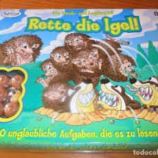 Juegos de mesa: HEDGEHOG ESCAPE ! - POPULAR - FALTAN LAS INSTRUCCIONES. Lote 93584020