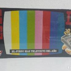 Juegos de mesa: JUEGO TELELE DE CEFA 1990-PRECINTADO. Lote 93723895