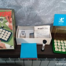 Juegos de mesa: ANTIGUO JUEGO DE MESA BOOGLE BORRAS PBP COMPLETO. Lote 93952445