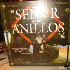 Juegos de mesa: EL SEÑOR DE LOS ANILLOS-TOLKIEN-NUEVO SIN ABRIR-DEVIR JUEGOS. Lote 94038700