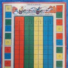 Juegos de mesa: GEYPER, AÑOS 50. JUEGO DE MESA IMPRESO SOBRE CARTON. Lote 94623067