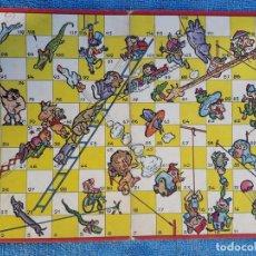Juegos de mesa: GEYPER, AÑOS 50. JUEGO DE MESA IMPRESO SOBRE CARTON. Lote 94623187