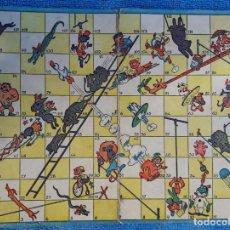Juegos de mesa: GEYPER, AÑOS 50. JUEGO DE MESA IMPRESO SOBRE CARTON. Lote 94623367