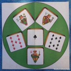 Juegos de mesa: GEYPER, AÑOS 50. JUEGO DE MESA IMPRESO SOBRE CARTON. Lote 94623431