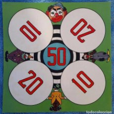 Juegos de mesa: GEYPER, AÑOS 50. JUEGO DE MESA IMPRESO SOBRE CARTON. Lote 94623467