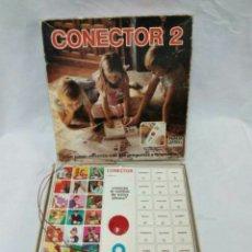 Juegos de mesa: CONECTOR 2 JUEGO DE MESA AÑOS 70. Lote 94779052