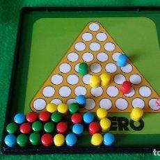 Juegos de mesa: JUGUETE MAGNETICO RIMA TRILATERO CON INSTRUCCIONES. Lote 94950031