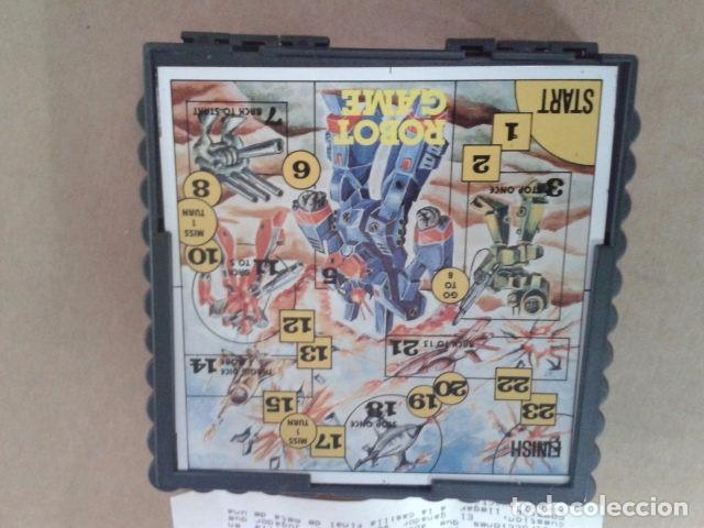 Juegos de mesa: JUEGOS MACNETICOS DOS EN UNO - ROBOT GAME - SNAKES & LADDERS - Foto 3 - 95546391