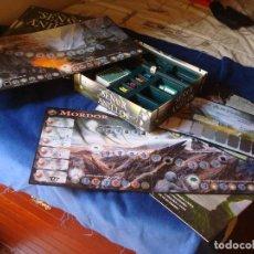 Juegos de mesa: EL SEÑOR DE LOS ANILLOS JUEGO DE MESA COMPLETO Y MUY NUEVO DEVIR. Lote 95557891