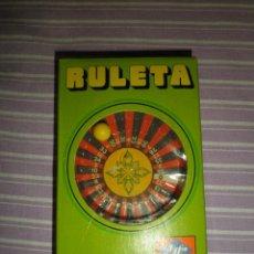 Juegos de mesa: RULETA OBSEQUIO AGFA ANTIGUO. Lote 95558719