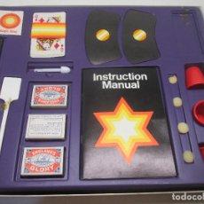 Juegos de mesa: ANTIGUO JUEGO DE MAGIA, MAGIC 1, THOMAS SALTER TOYS, AÑOS 70, SIMILAR MAGIA BORRAS. Lote 95768299