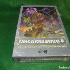 Juegos de mesa: JUEGO DE MESA MECANISBURGO - LAS GUERRAS CORPORATIVAS - CORPORATE WARS DE GEN GAMES. Lote 95872511