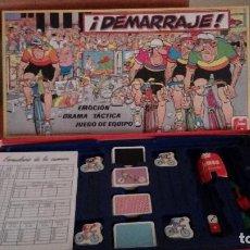 Juegos de mesa: DEMARRAJE. Lote 95946623