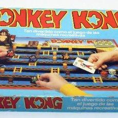 Juegos de mesa: DONKEY KONG - MB JUEGOS - JUEGO DE MESA - COMPLETO AL 99% - CONSERVA INSTRUCCIONES - MARIO NINTENDO. Lote 95950971