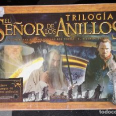 Juegos de mesa: JUEGO DE MESA EL SEÑOR DE LOS ANILLOS; DINOVA - FALTAN ALGUNAS PIEZAS. Lote 95954671