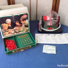 Juegos de mesa: BINGO CONGOST REF 1703 NUEVO A ESTRENAR EN CAJA!!. Lote 96362788