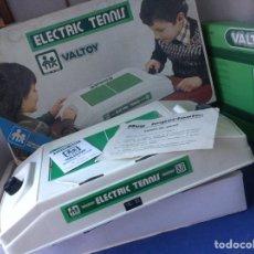 Juegos de mesa: VALTOY ELÉCTRIC TENNIS EN CAJA!!! REF 701. Lote 96390494