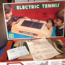 Juegos de mesa: VALTOY ELÉCTRIC TENNIS EN CAJA!!! REF 700. Lote 96394526