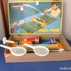 Juegos de mesa: PACTRA MINI TENIS REF 753. Lote 96430598