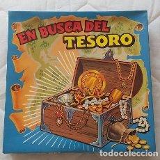 Juegos de mesa: EN BUSCA DEL TESORO. AÑOS 80. Lote 96632075