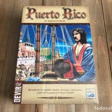 Juegos de mesa: JUEGO DE MESA PUERTO RICO - DEVIR - ESTRATEGIA - PRECINTADO. Lote 96848963