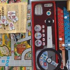 Juegos de mesa: MANOS AL VOLANTE DE EDUCA - JUEGO ORIGINAL AÑOS 70. Lote 97206523