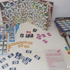 Juegos de mesa: JUEGO DE MESA DE CEFA ALERTA ROJA CEFA . Lote 97266823
