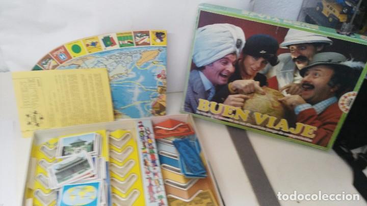 ANTIGUO JUEGO DE MESA DE EDUCA BUEN VIAJE (Juguetes - Juegos - Juegos de Mesa)