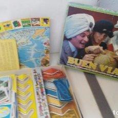 Juegos de mesa: ANTIGUO JUEGO DE MESA DE EDUCA BUEN VIAJE. Lote 234443505