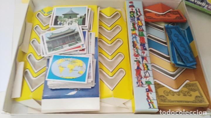Juegos de mesa: antiguo juego de mesa de educa buen viaje - Foto 2 - 234443505