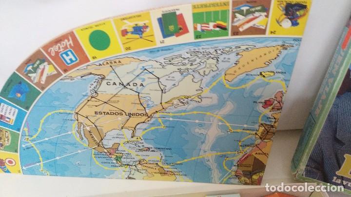 Juegos de mesa: antiguo juego de mesa de educa buen viaje - Foto 4 - 234443505