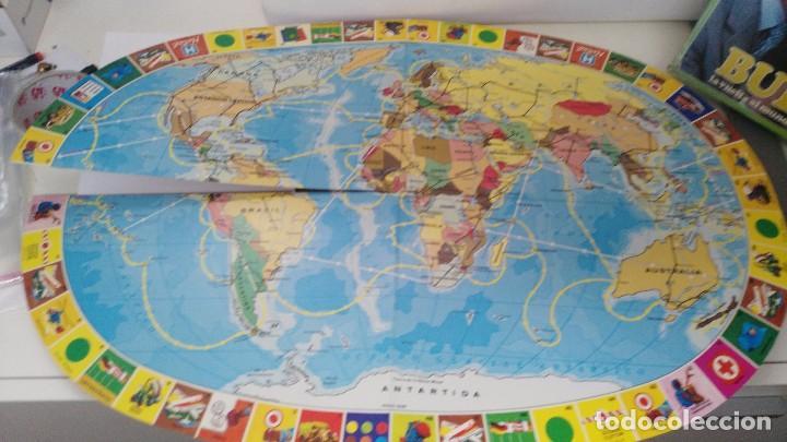 Juegos de mesa: antiguo juego de mesa de educa buen viaje - Foto 6 - 234443505