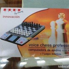 Juegos de mesa: PRECIOSO AJEDREZ DIGITAL . Lote 97274127