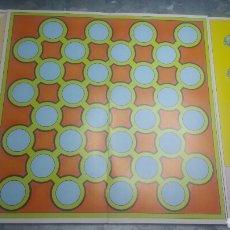 Juegos de mesa: JUEGO EL GATO Y EL RATÓN. GALLETAS CHIQUILÍN.. Lote 97323055