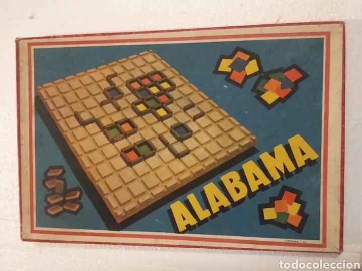 Antiguo Juego Madera Alabama Almacenes Jorb Comprar Juegos De