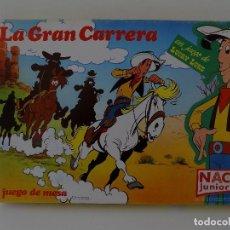 Juegos de mesa: JUEGO LA GRAN CARRERA DE LUCKY LUKE. NUEVO, A ESTRENAR!. Lote 97727851