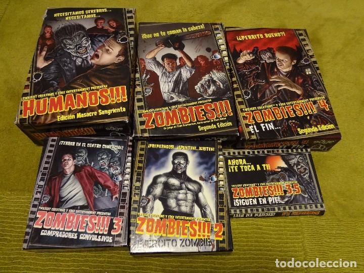 Lote Zombies Zombies 2 Zombies 3 Zombies Comprar Juegos De