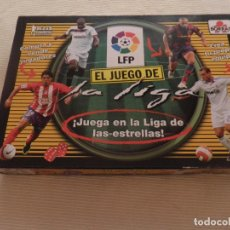 Juegos de mesa: EL JUEGO DE LA LIGA LFP (OFICIAL, JUGUETES BORRAS). Lote 98170059