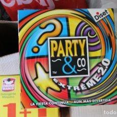 Juegos de mesa: PARTY EXTREME 2.O, DE DISET, COMO NUEVO. Lote 201280051
