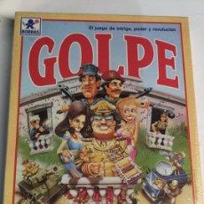 Juegos de mesa: GOLPE BORRAS 1992 NUEVO PRECINTADO JUEGO DE INTRIGA PODER Y REVOLUCIÓN WEST END GAMES CASTELLANO. Lote 98511144