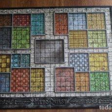 Juegos de mesa: HEROQUEST MB 1989 VINTAGE TABLERO JUEGO MESA ESTRATEGIA. Lote 164011985