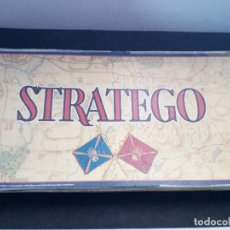 Juegos de mesa: ANTIGUO JUEGO STRATEGO. DE JUMBO. AÑOS 80. CON INSTRUCCIONES. Lote 98680919