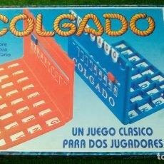 Juegos de mesa: JUEGO COLGADO AÑO 2002 FALOMIR. Lote 98695319
