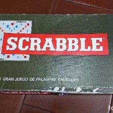 Juegos de mesa: JUEGO DE MESA, SCRABBLE, BORRAS. Lote 98846315