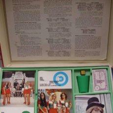Juegos de mesa: JUEGO DE MESA: UN, DOS, TRES... RESPONDA OTRA VEZ (DALMAU, 1972) ¡ORIGINAL!. Lote 98867063