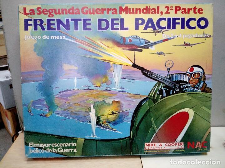 Juego Nac Frente Del Pacifico La Segunda Guerra Comprar Juegos De